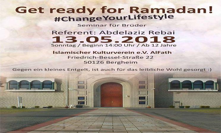 Get ready for Ramadan