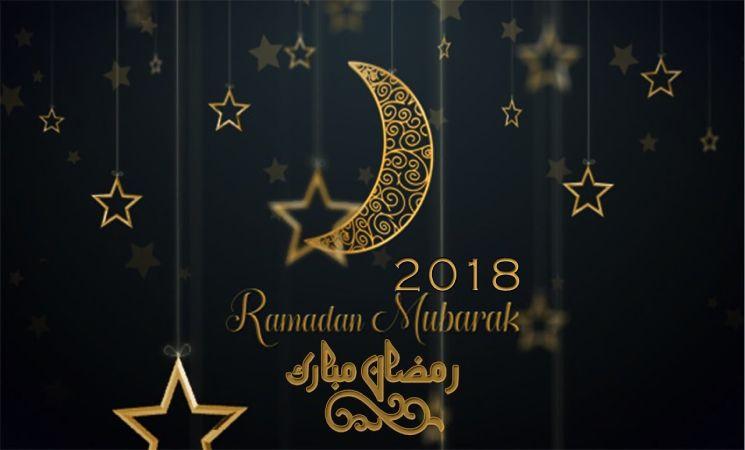 Ramadan 2018 beginnt am 16.05.